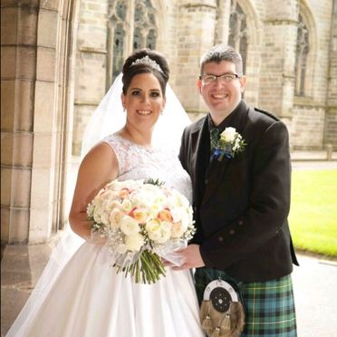 elphinstone hall aberdeen, Aberdeen wedding